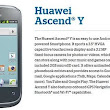 Huawei Ascend Y Available from US Cellular for $30 | AKSGEEK