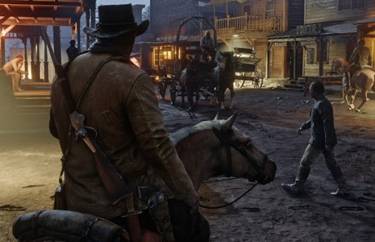 Red Dead Redemption 2 Delayed and New Gorgeous Screenshots Revealed | FizX