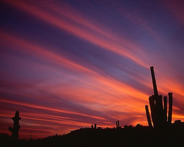 Four Seasons Resort Scottsdale > Arizona sunset