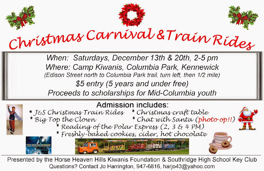 Kiwanis Club Of The Horse Heaven Hills Foundation Christmas Carnival