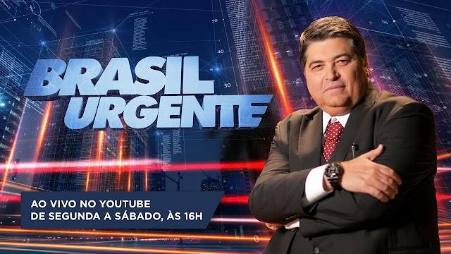 BRASIL URGENTE COM DATENA – 19/07/2021 - COMPLETO