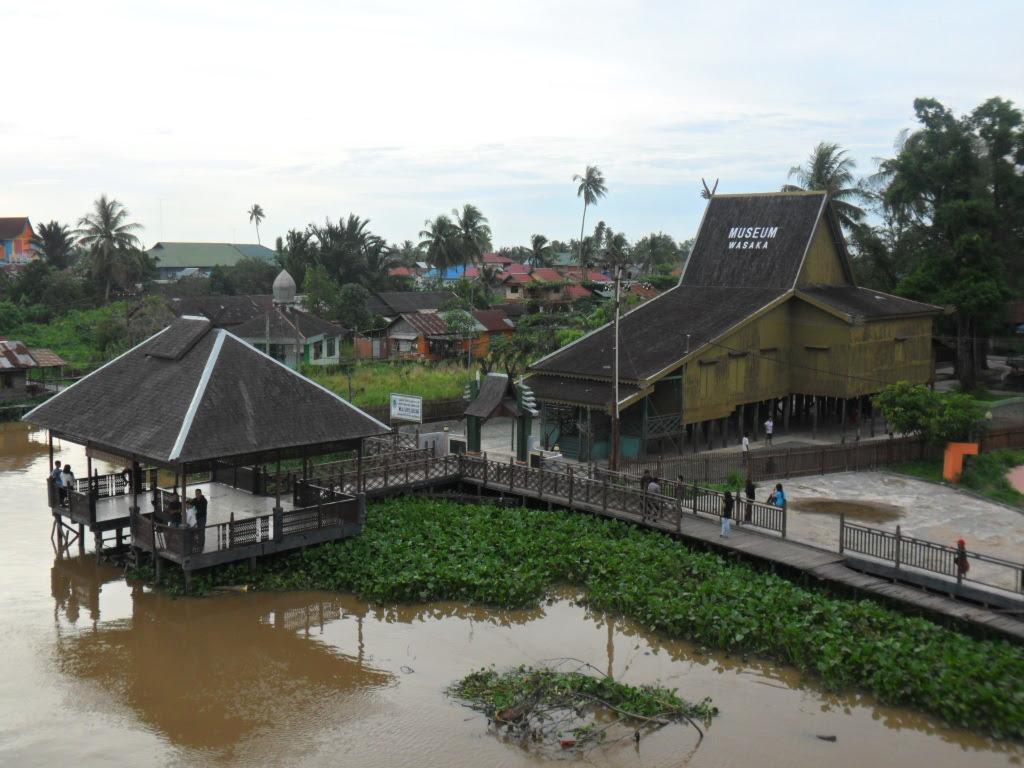 Museum Wasaka di Banjarmasin