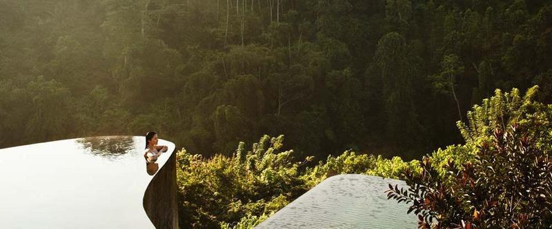 Jardines colgantes de Ubud, Bali
