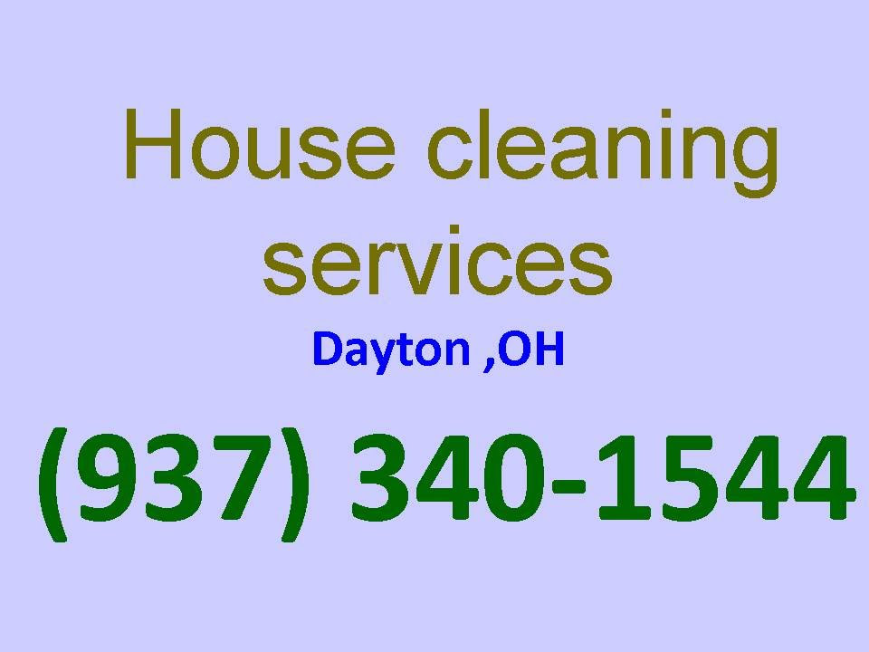 House Cleaning Services Dayton ,OH | (937) 340-1544 | House Maid ...
