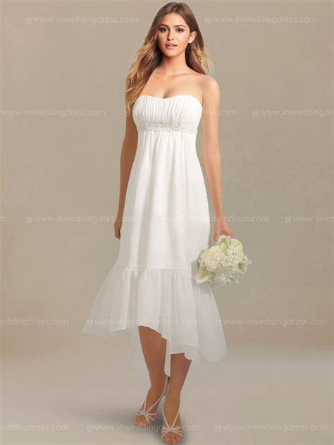 51 best wedding images on Pinterest   Short wedding gowns