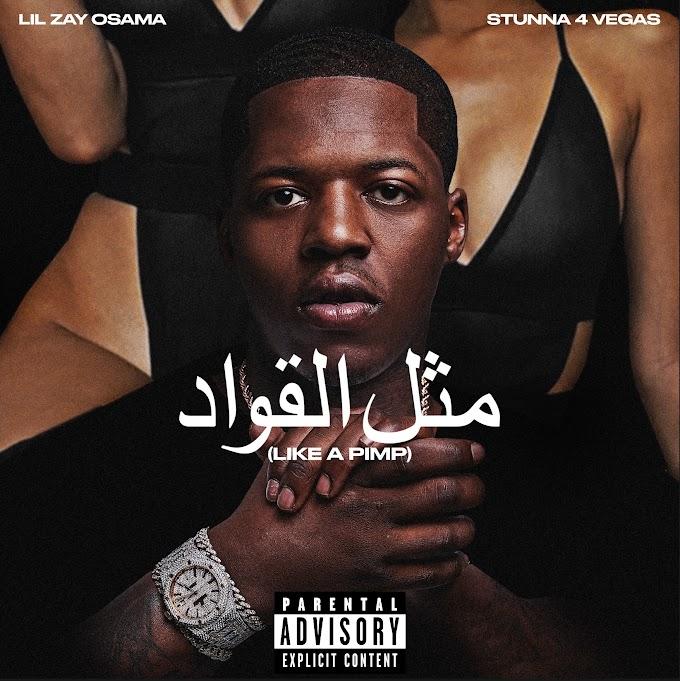 Lil Zay Osama - Like a Pimp (feat. Stunna 4 Vegas) (Clean / Explicit) - Single [iTunes Plus AAC M4A]