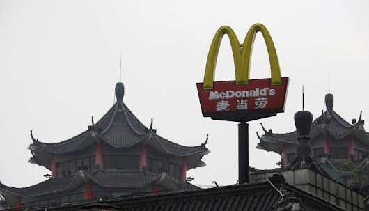 McDonald's has a new name … but China is not lovin' it
