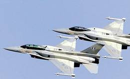 Hellenic Air Forces fleet of F16