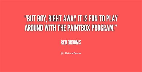 red grooms quotes quotesgram