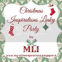 Christmas Inspirations Linky Party @ My Little Inspirations