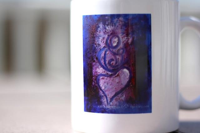 Emily Mug by Laura Boggess