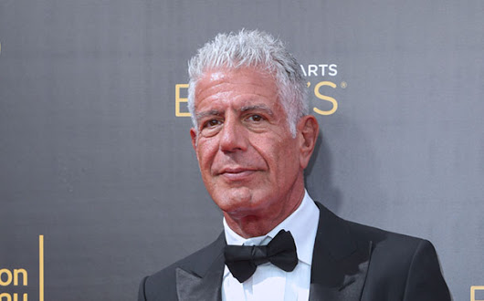 Parts Unknown Host And Celebrity Chef Anthony Bourdain Dead At 61