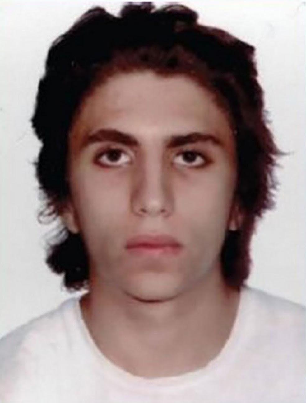 Youssef Zaghba, que teria origem ítalo-marroquina, não estava nos radares do serviço de inteligência  (Foto: Metropolitan Police / AFP)