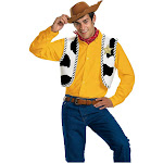 Disney Toy Story - Woody Accessory Kit (Adult) - 18655 - Brown - One-Size
