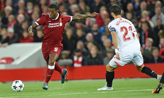 Liverpool held by Sevilla in Champions League opener