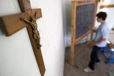 Να απομακρυνθεί ο σταυρός από τις σχολικές αίθουσες της Ιταλίας ζήτησε το Ευρωπαϊκό Δικαστήριο Ανθρωπίνων Δικαιωμάτων στις αρχές Νοεμβρίου.