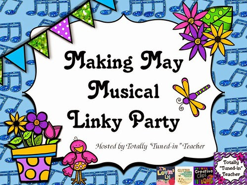 Making May Musical - Linky Party