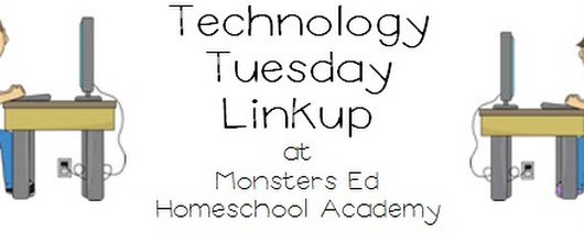 Technology Tuesday Linkup #1 ~ DIY Windmills: Tutorial - Monsters Ed Homeschool Academy