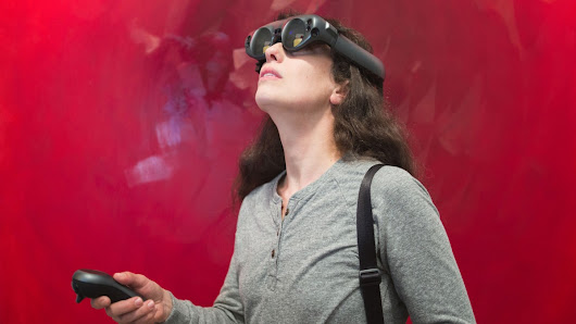 Magic Leap's headset is real, but that may not be enough