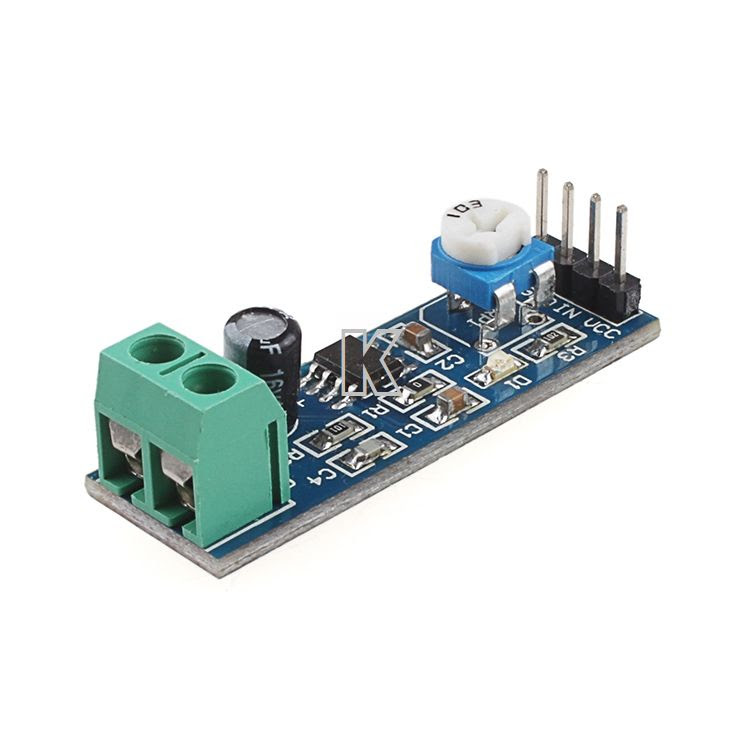 35w Power Amplifier With Stk082 Circuit Diagram