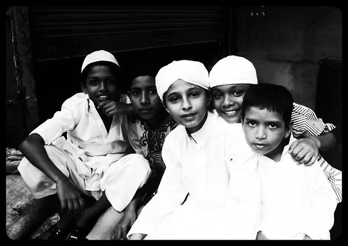 Muslim Kids ..Before - God Take Care Of Them After by firoze shakir photographerno1
