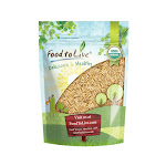 Organic Brown Basmati Rice, 5 Pounds - by Food to Live