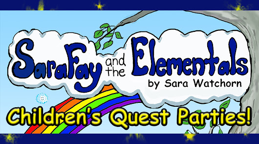 How to Throw a Sara Fay and the Elementals Children's Quest Party!