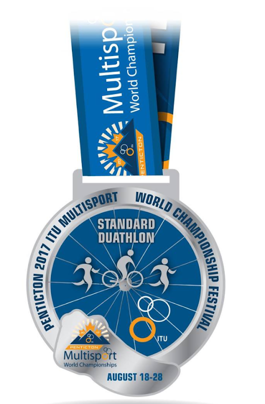 Guest post: Want a pretty medal? Wait for it.