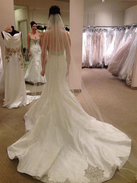 Victor Harper VHC206, $2,500 Size: 8   Used Wedding Dresses