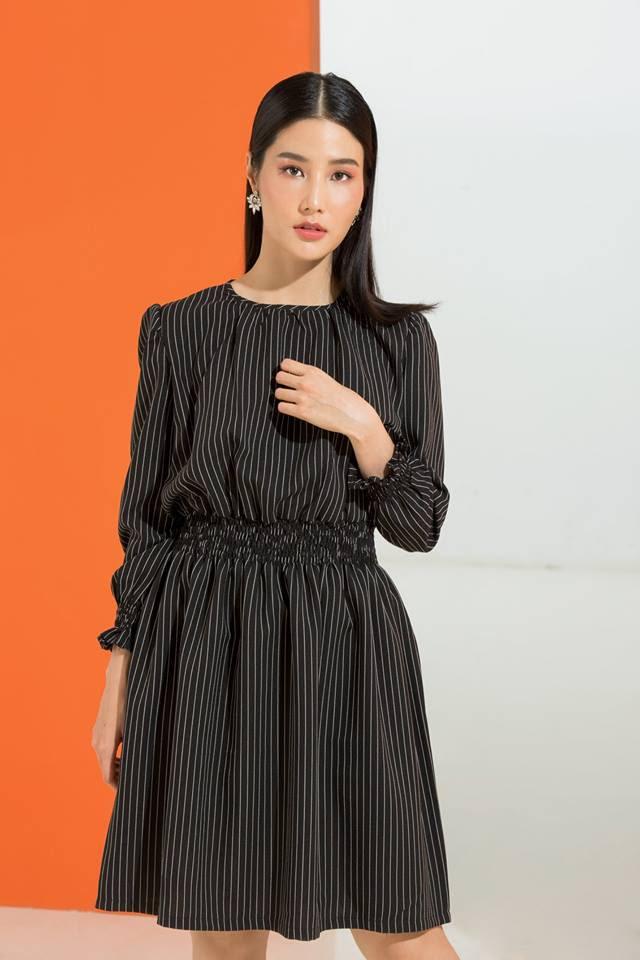 Đón thu ngọt ngào cùng những thiết kế váy liền tay lỡ mà giá chưa quá 700 ngàn đến từ các thương hiệu Việt - Ảnh 14.