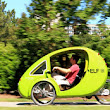 With 1 hp, the Elf electric pedal car can make for a fine urban commute