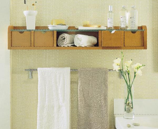 31 Creative Storage Idea For A Small Bathroom Organization