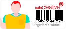 Safe Creative #1108040447294