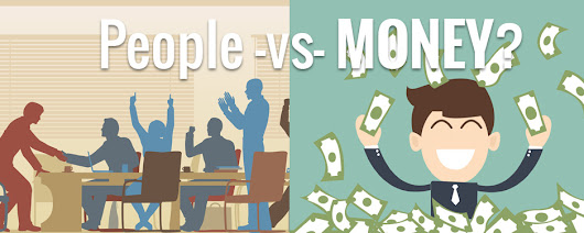 People vs Money. What Drives Your Business? - JN Design Studio