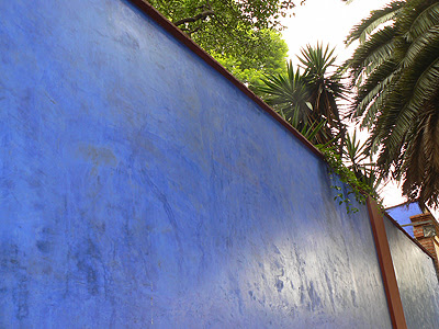 le mur bleu de la Casa Frida Kahlo.jpg