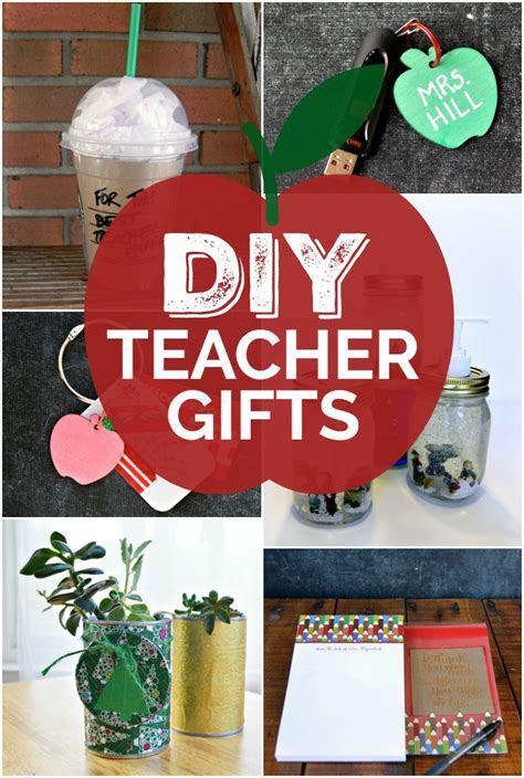 Teacher Appreciation Gifts   Mad in Crafts