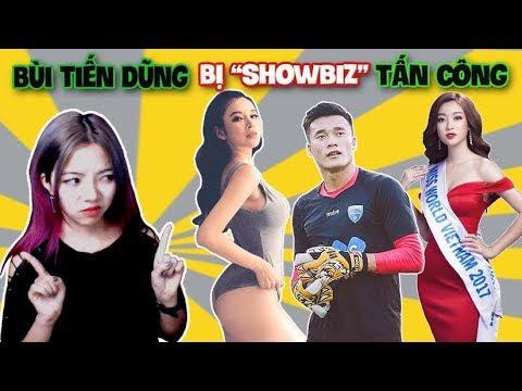 U23 Việt Nam Bị Người Đẹp Showbiz Thả Thính Trước Trận Chung Kết U23 Châu Á 2018