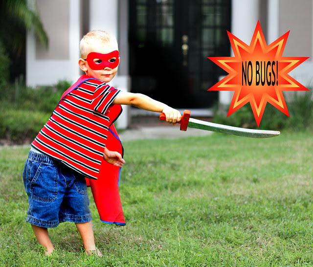 cutter super heroes 5