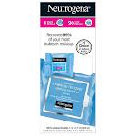 Neutrogena Makeup Remover Facial Towelettes, 120-count