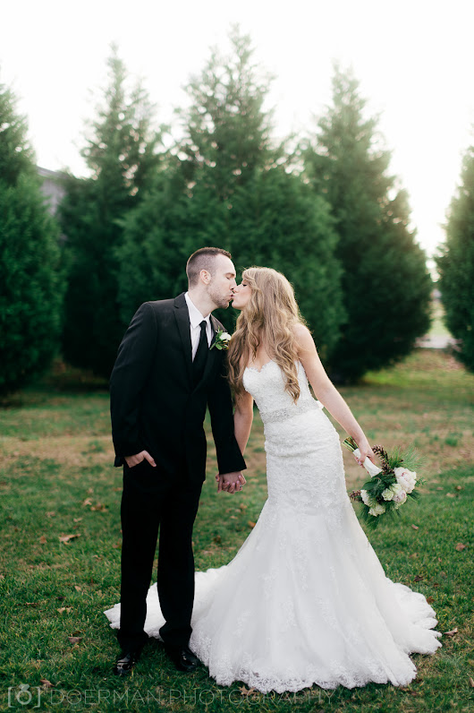 Tennessee Wedding: Chelsea + Scott