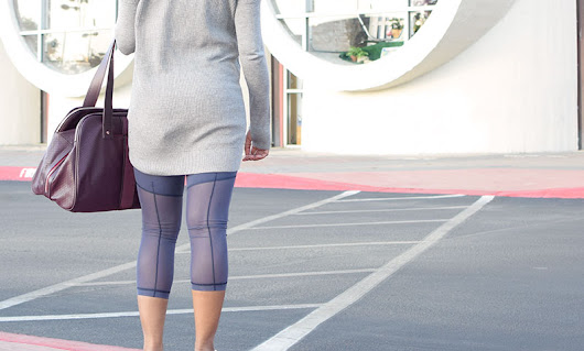 Fashionably Fit with Lululemon | Part 3 | Venti Fashion