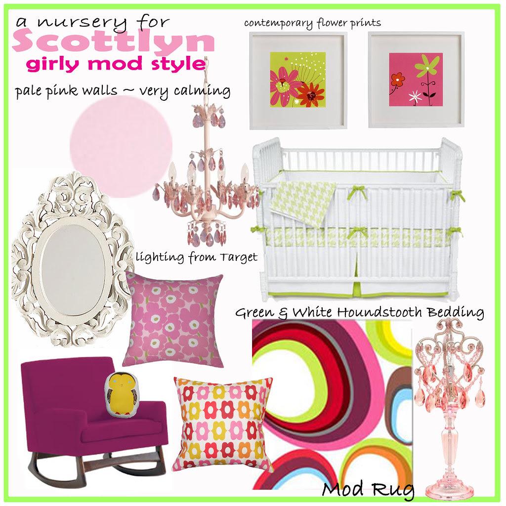 Nursery Design Board - Scottlyn