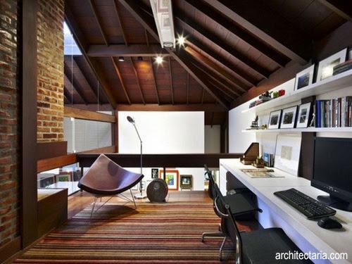 354+ Gambar Desain Kantor Rumahan Kekinian