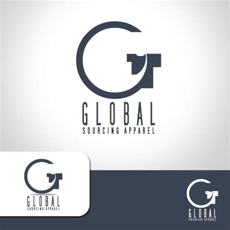 fun logo design  global sourcing apparel hiretheworld