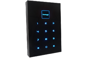 Vantage Touch keypad Controller User Manual Guide