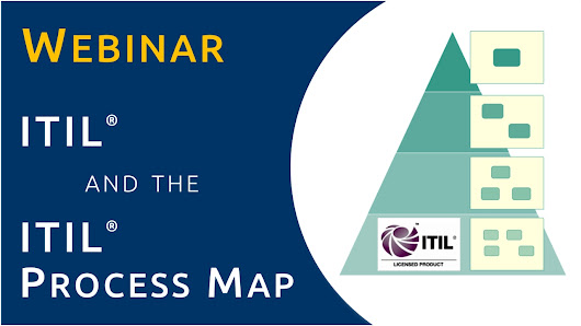 Webinar | ITIL and the ITIL Process Map