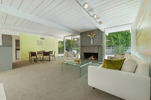 71 Mount Rainier San Rafael - Eichler Home for Sale in Lucas Valley