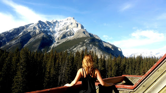 Alberta's Majestic Backyard:  This is Banff, Canada