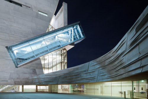 ecAr.tumblr • architizer:   Perot Museum of Nature and Science...