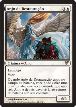 Anjo da Restauração